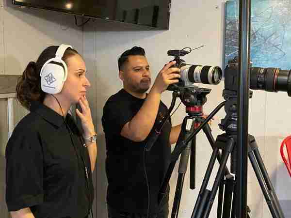 Franchise Filming corporate video production team