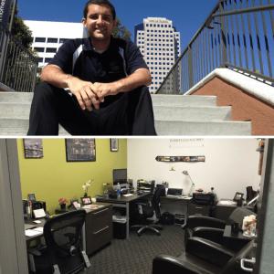 Trevor Rappleye - First Office